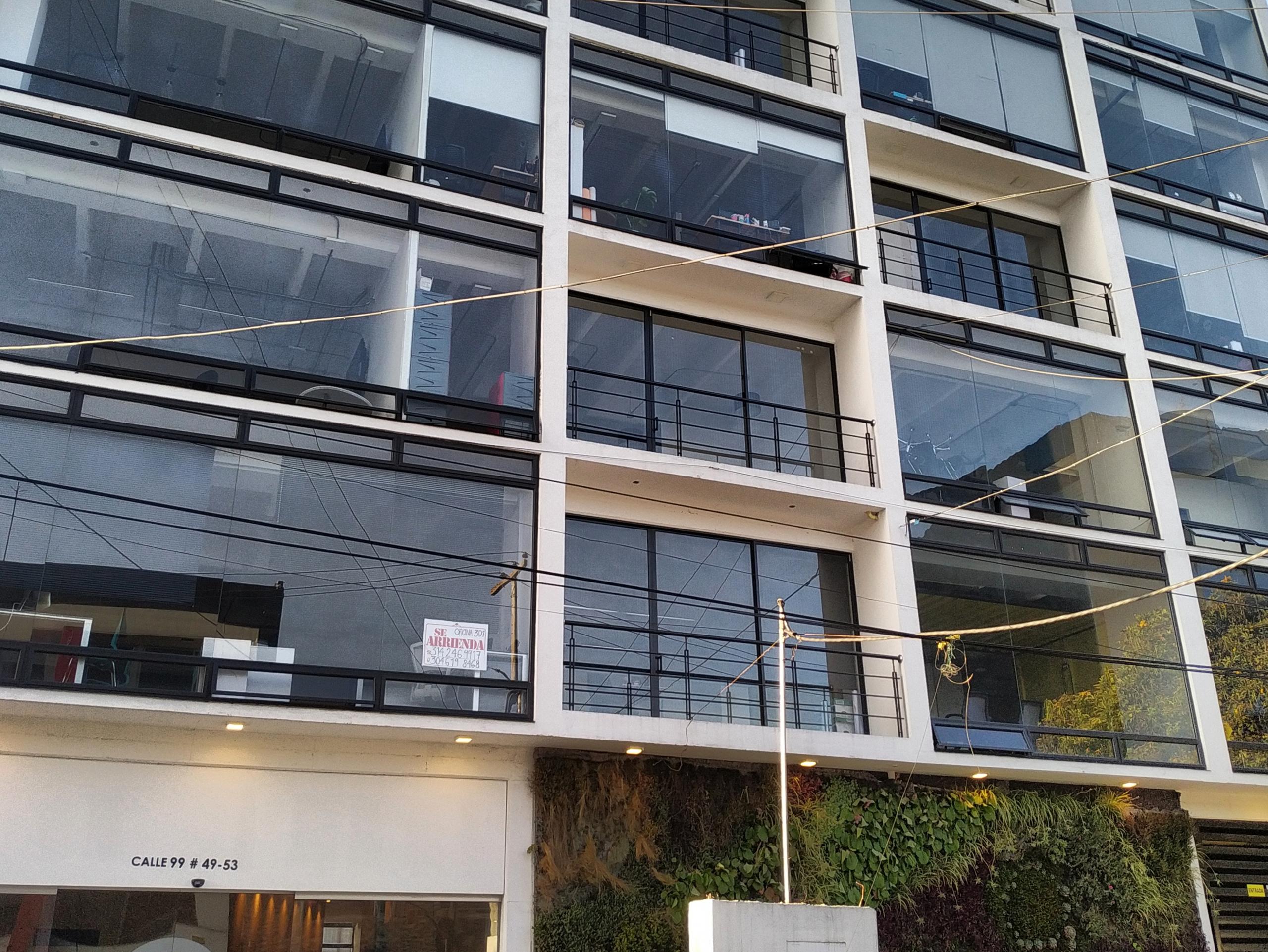ventaneria para edificios - gluckmond