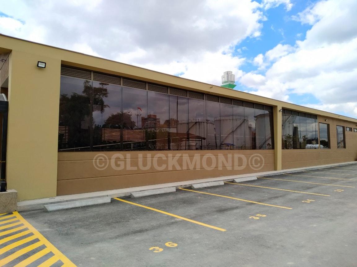 gluckmond - vidrio fachada